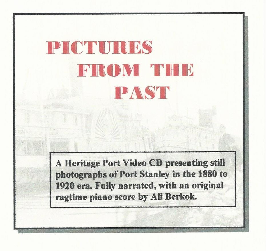 Pictures of the Past DVD cover